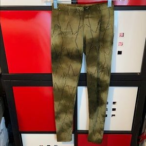Pants - Army ombré leggings